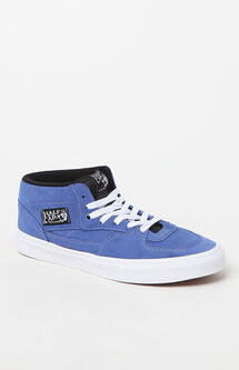 Half Cab Blue Shoes
