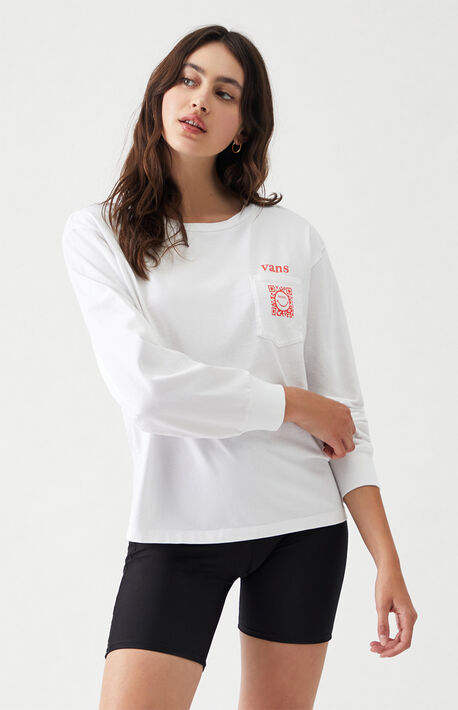 Worldly Long Sleeve T-Shirt