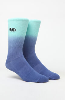 Rad Crew Socks