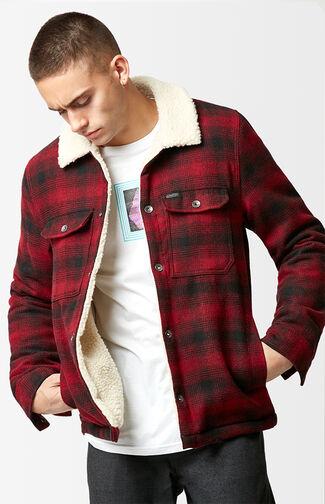 Keaton Sherpa Jacket