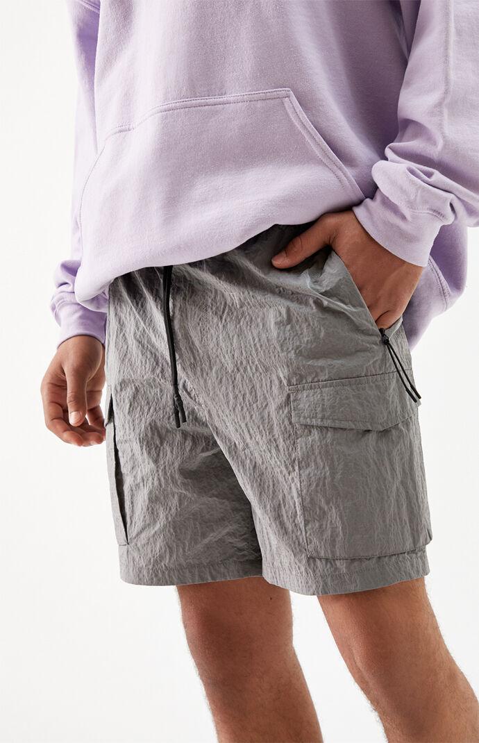 Casen Reflective Nylon Shorts