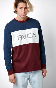 Heavy Hitter Colorblock Long Sleeve T-Shirt