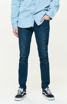 Skinniest Active Stretch Dark Jeans