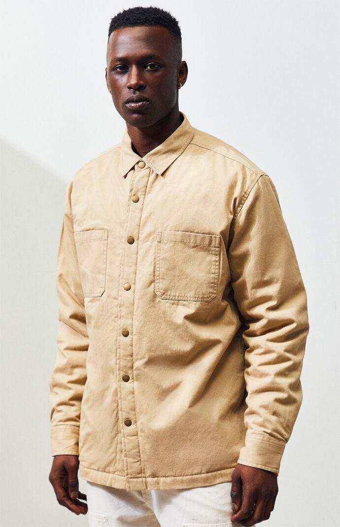 Workwear Gono Sherpa Lined Shacket