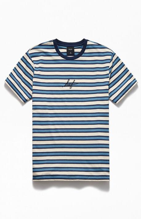 Striped Domestic Horizon T-Shirt