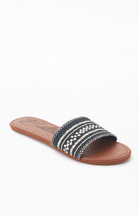 Deep Sea Slide Sandals