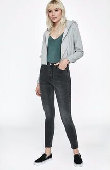 High Rise Ankle Skinniest Jeans