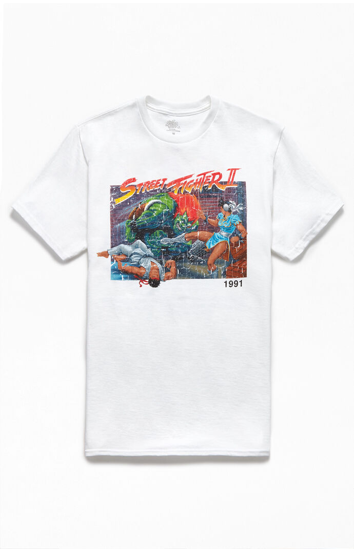 Street Fighter II T-Shirt