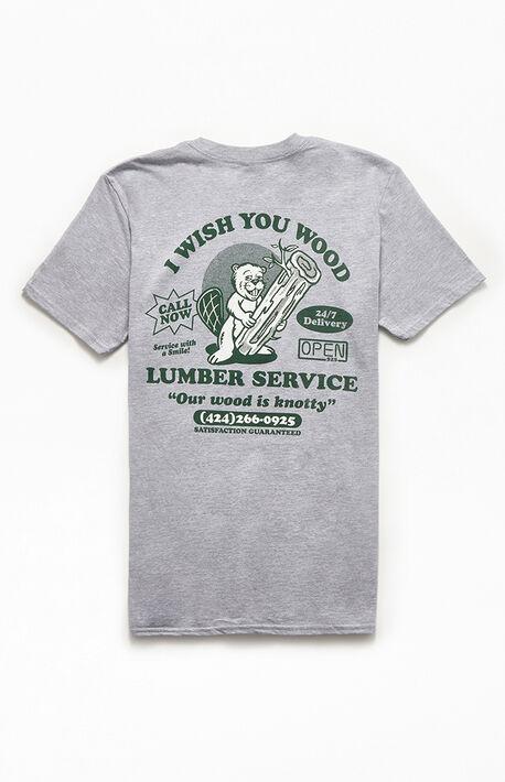Wish You Wood T-Shirt