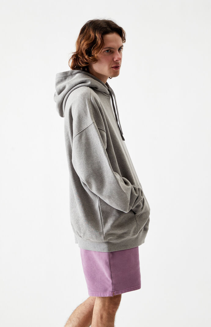 Recycled Gray Better Basics Hoodie
