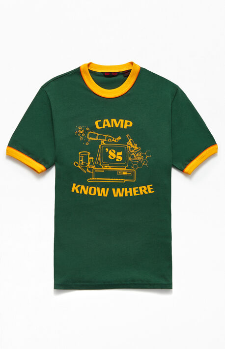 x Stranger Things Camp Know Where T-Shirt
