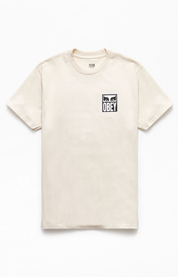 Cream Eyez Icon 2 T-Shirt
