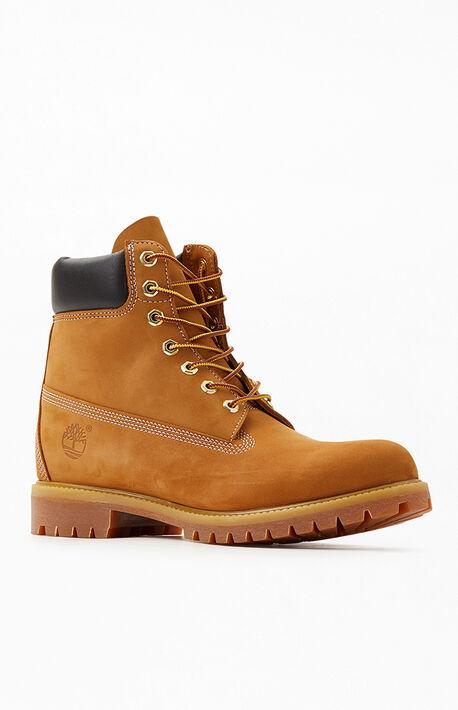 Brown Premium Waterproof Leather Boots