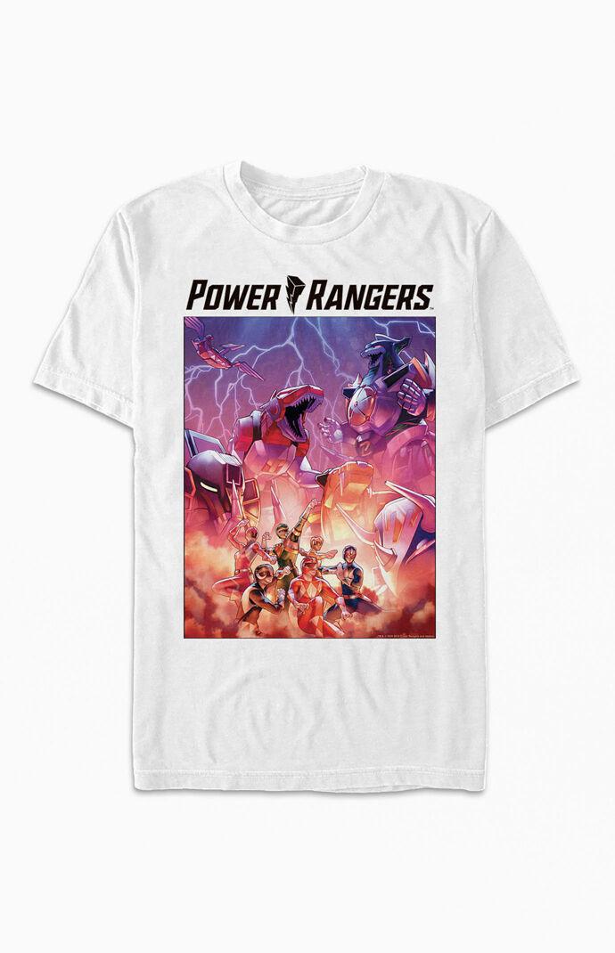 Power Rangers Retro T-Shirt