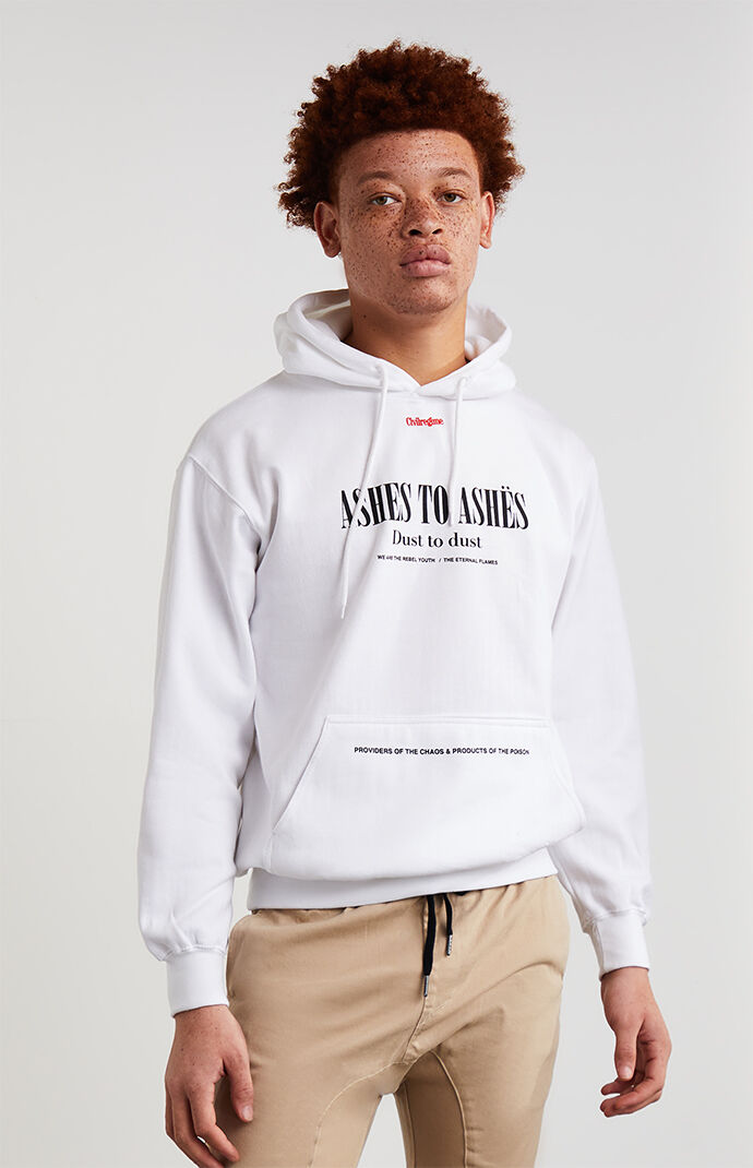 Ashes To Ashes Hoodie