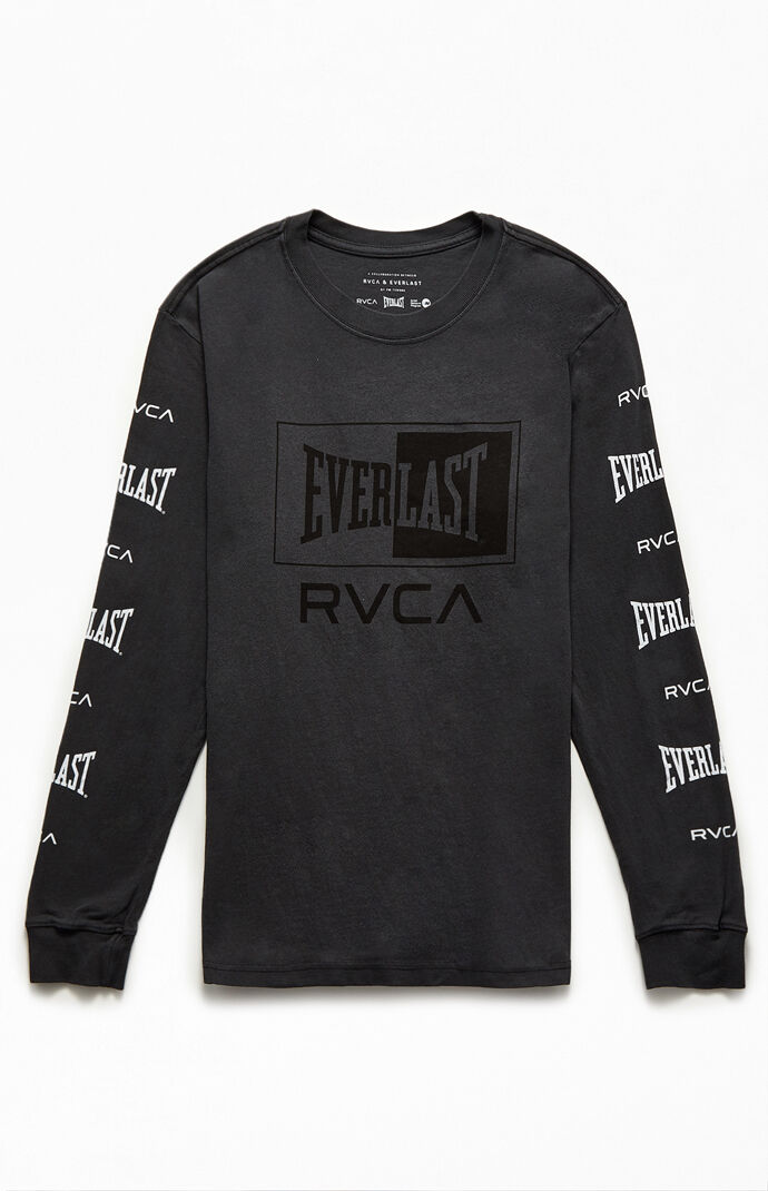 x Everlast Box Long Sleeve T-Shirt
