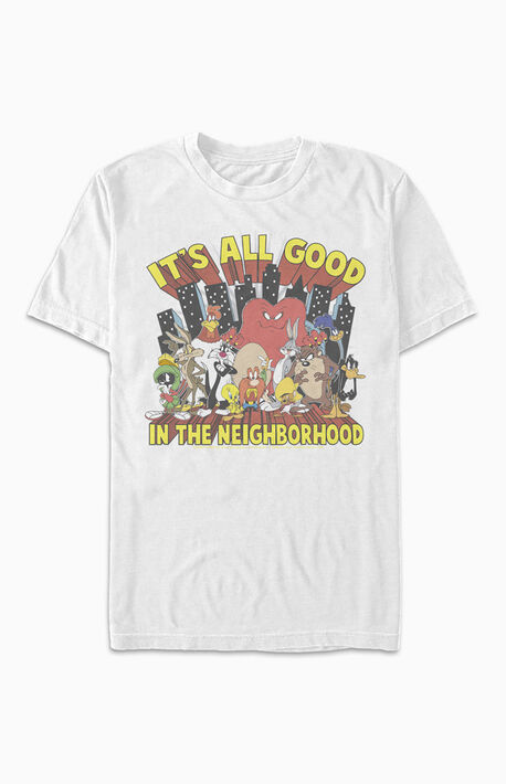 Looney Tunes It's All Good T-Shirt
