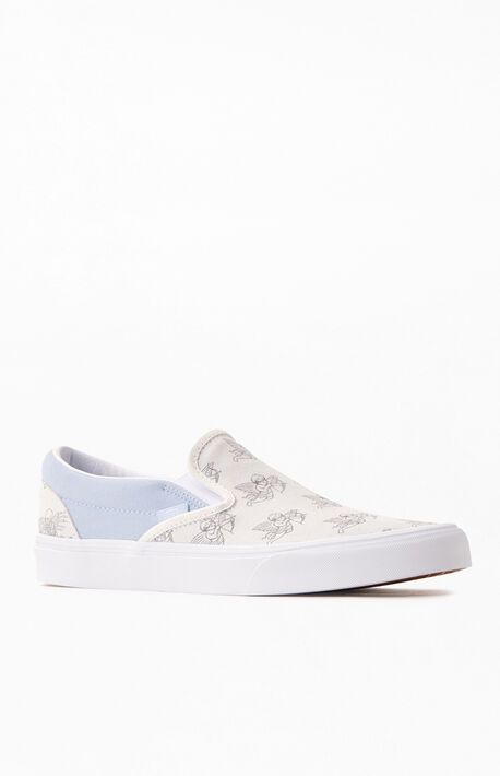 Love You Classic Slip-On Shoes