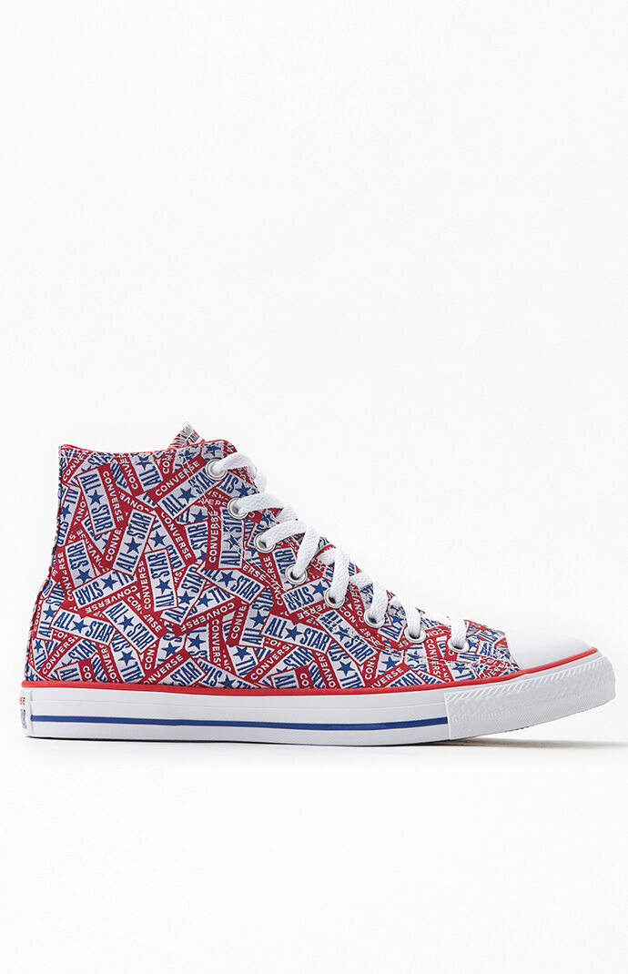 Chuck Taylor All Star Logo Play Shoes