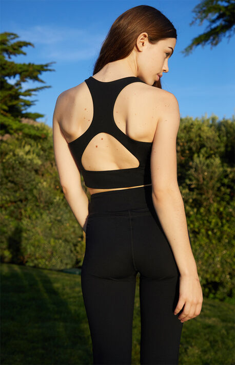 Longline True Active Sports Bra