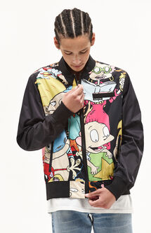 x Nickelodeon Reversible Bomber Jacket