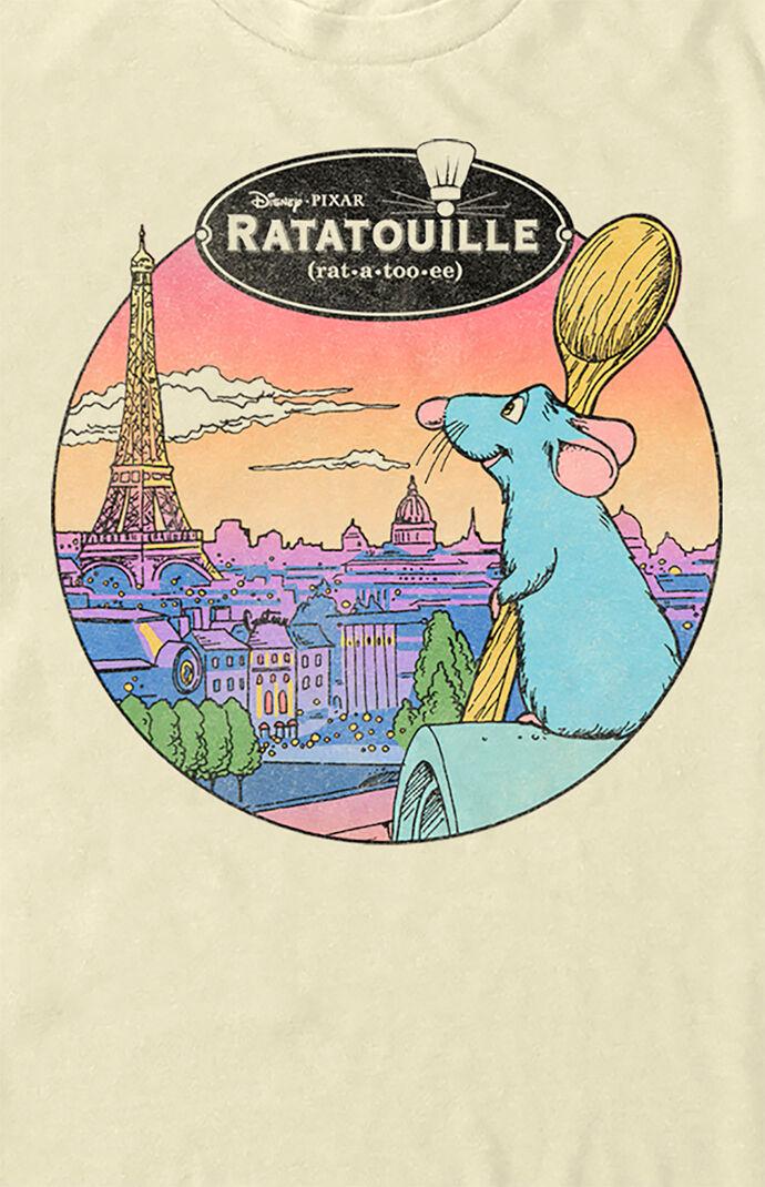 Ratatouille Over Paris T-Shirt