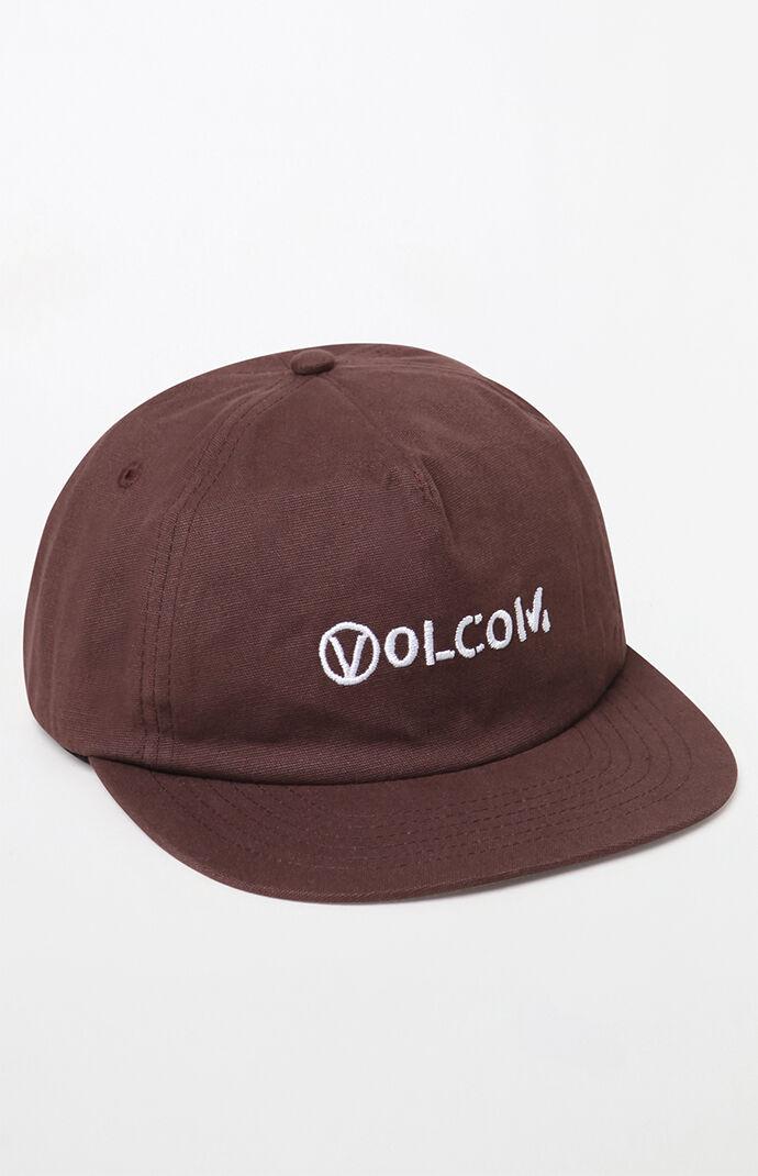 eb64cdef47e Volcom Old Punker Snapback Hat