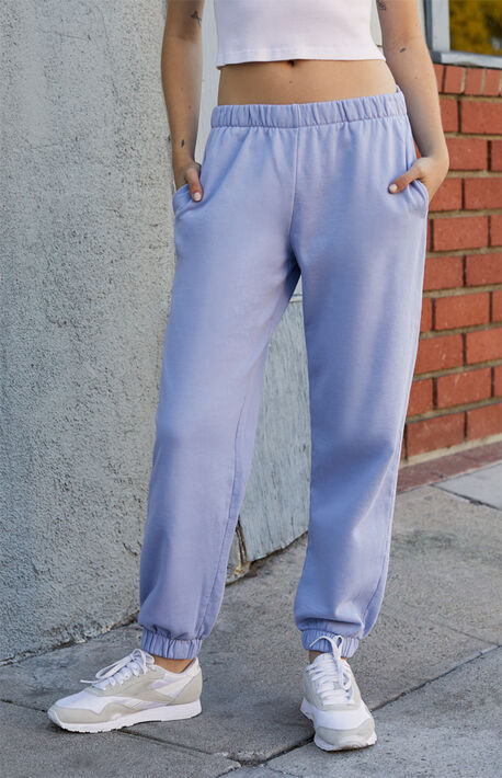 Light Blue Rosa Sweatpants