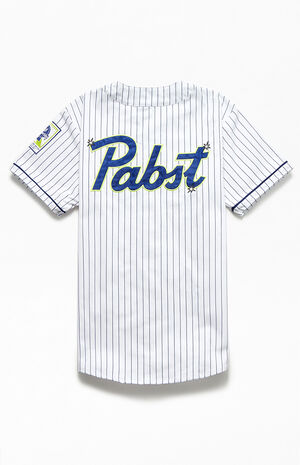 x PBR Twill Baseball Jersey image number null