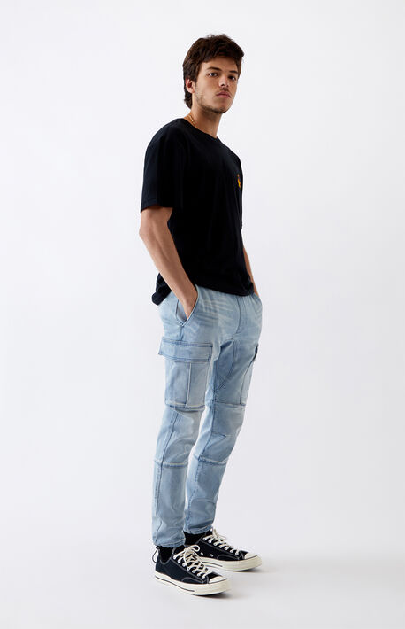 Utility Light Slim Cargo Pants