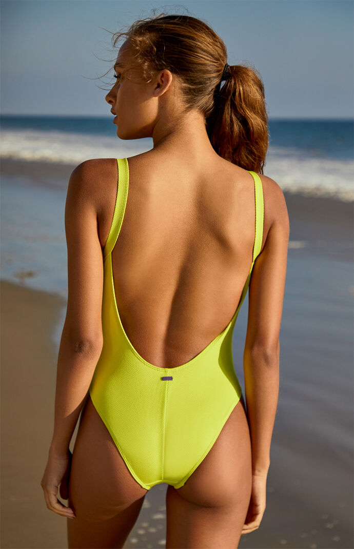 x Hailey Bieber & Kelia Moniz Sister Fashion One Piece Swimsuit