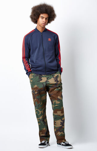 Camouflage Tactical BDU Cargo Pants