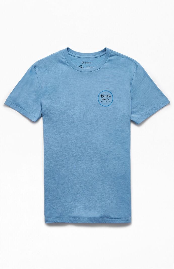 Blue Wheeler II T-Shirt