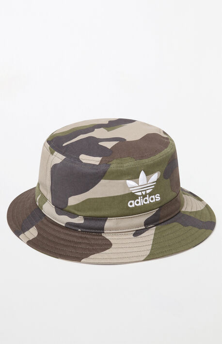 d55fa54b806 adidas Terry Bucket Hat