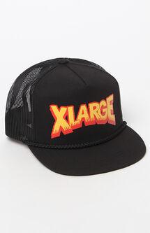 Drastic Snapback Trucker Hat