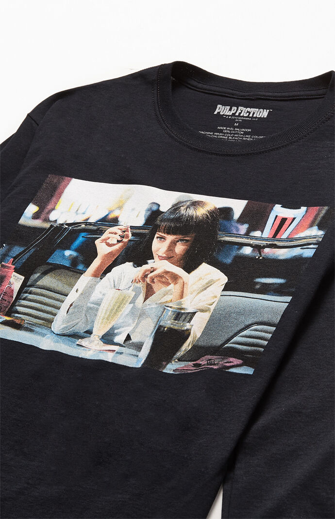 Pulp Fiction Miramax Long Sleeve T-Shirt