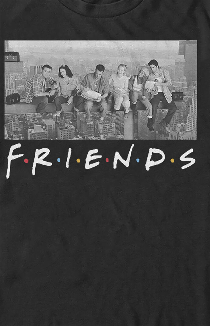 Friends Title Logo T-Shirt