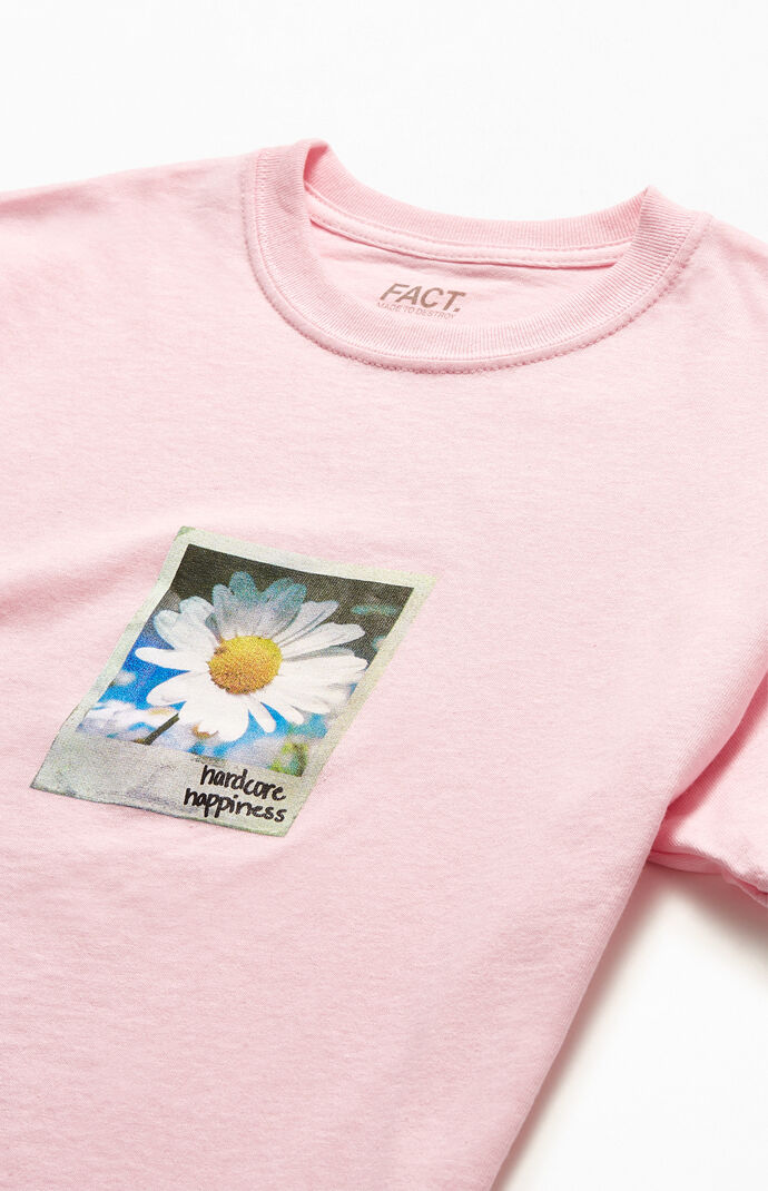 Hardcore Daisy Short Sleeve T-Shirt