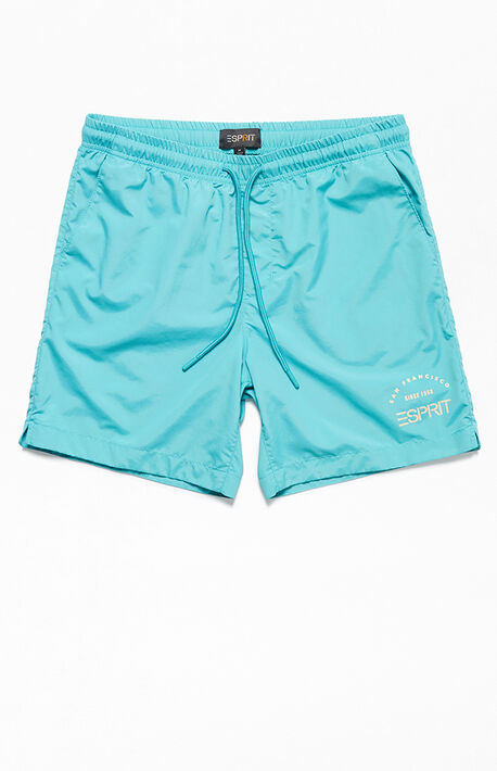 Eco Heritage Nylon Volley Shorts