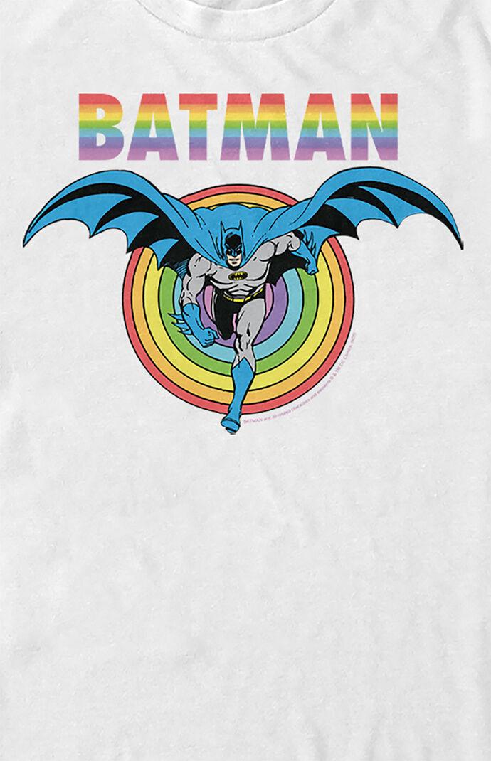 Pride Batman Rainbow T-Shirt
