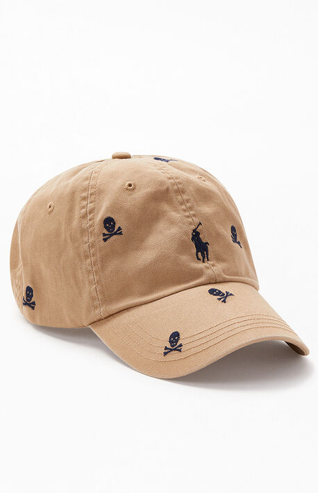pretty nice 189be c06c5 Tan CLS Sport Strapback Dad