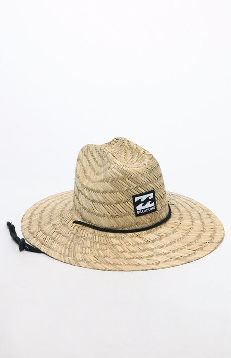 f40fad867246 Tides Straw Lifeguard Hat