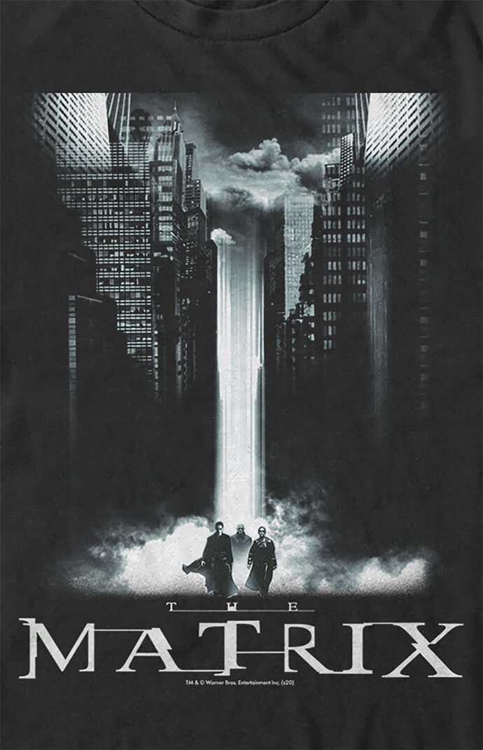 Cityscape Poster T-Shirt