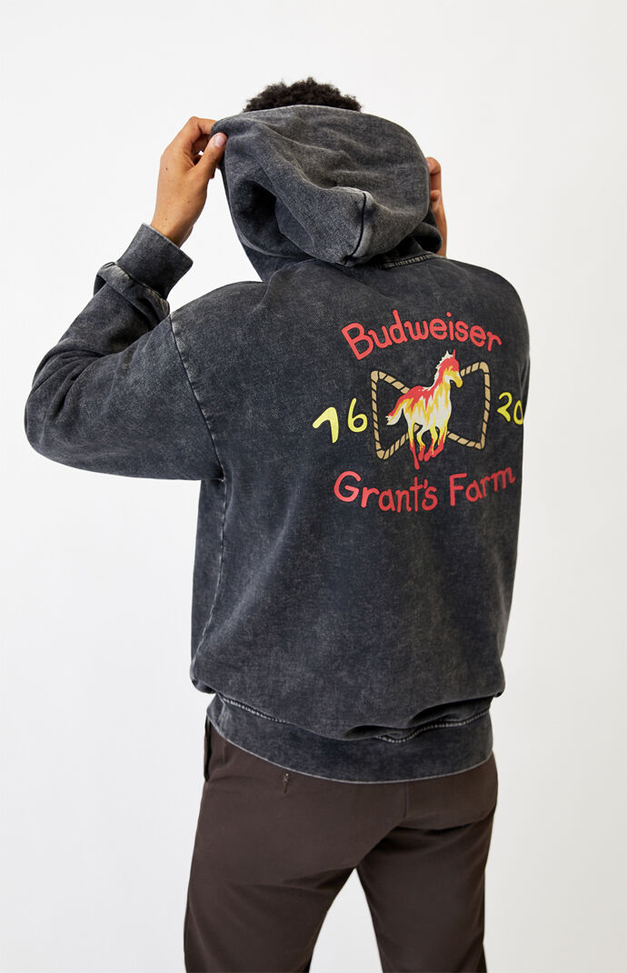 By PacSun Washed Grant's Farm Hoodie