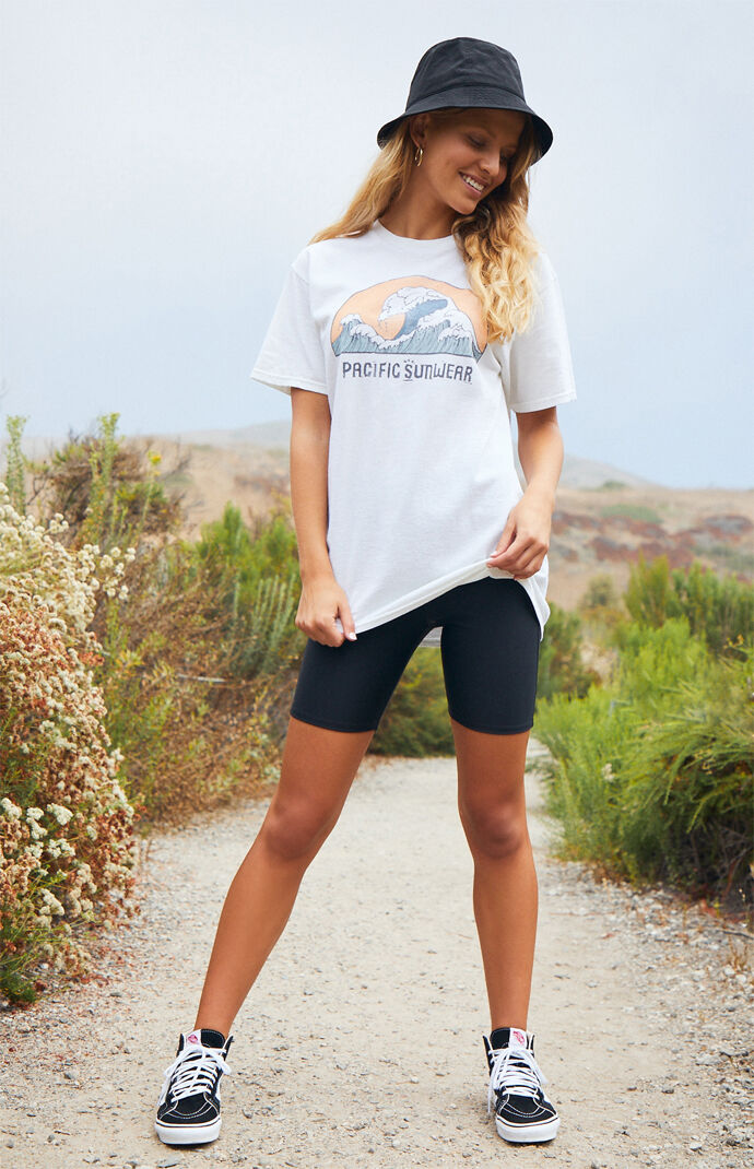 Pacific Sunwear Wave T-Shirt