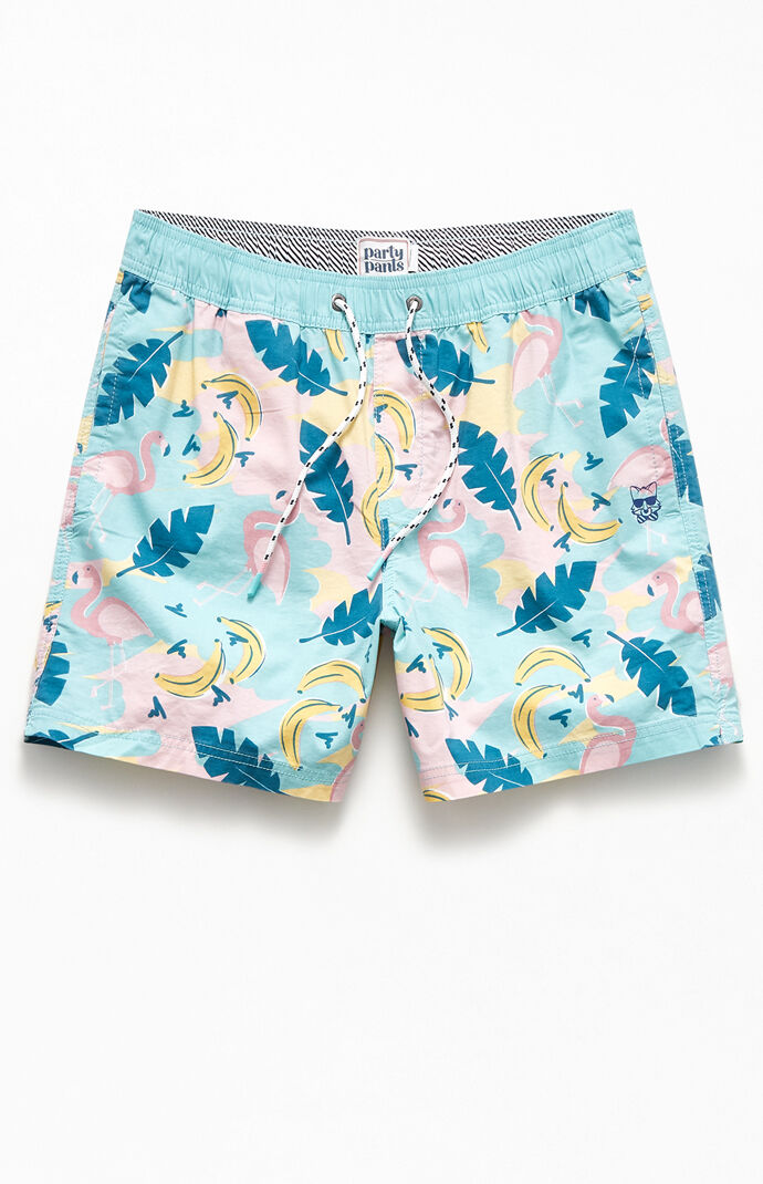 "Champions Blend 17"" Swim Trunks"