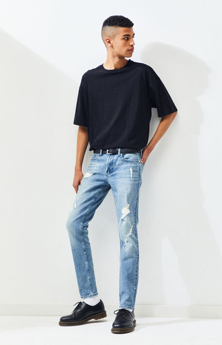 1fddfc7432b26 Ripped Medium Skinny Jeans