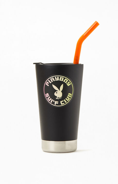 x Playboy By PacSun Drink Tumbler