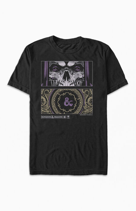 Dungeons & Dragons Panels T-Shirt