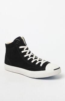 Jack Purcell Suede High Top Shoes